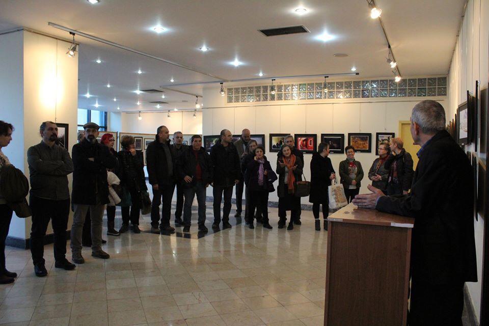Eskişehir Sanat Derneği Eskişehir  Kış Fotoğrafları sergisi