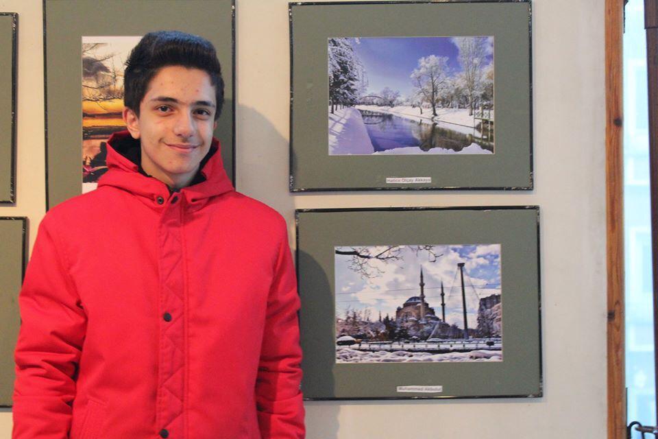 Eskişehir Sanat Derneği Kış Fotoğrafları Sergisi Muhammed Akbulut